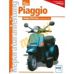 Piaggio Vespa PX Cosa (Javítási kézikönyv)
