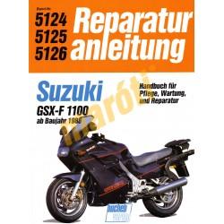 Suzuki GSX-F 1100 1988- (Javítási kézikönyv)