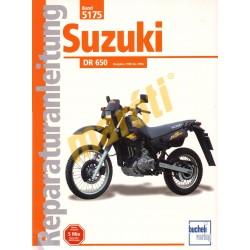 Suzuki DR 650 1990-1996 (Javítási kézikönyv)
