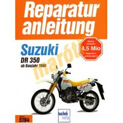 Suzuki DR 350 1990- (Javítási kézikönyv)