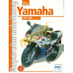 Yamaha FZR 1000 1989- (Javítási kézikönyv)