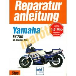 Yamaha FZ 750 1984- (Javítási kézikönyv)