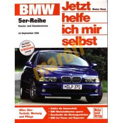BMW 5er-Reihe Benzin Diesel ab September 1995 (Javítási kézikönyv)