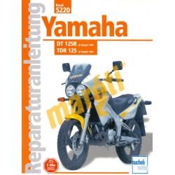 Yamaha DT 125R TDR 125 (Javítási kézikönyv)