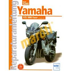 Yamaha FZS 1000 Fazer (Javítási kézikönyv)