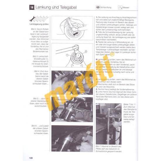 Yamaha FJR 1300/1300A (Javítási kézikönyv)