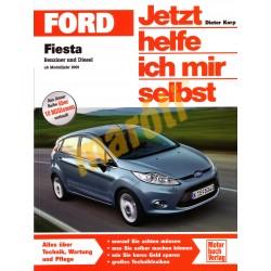 Ford Fiesta Benzin Diesel ab Modelljahr 2009 (Javítási kézikönyv)