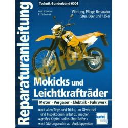 Mokicks und Leichtkraftrader (Javítási kézikönyv)