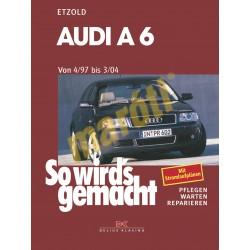 Audi A6  1997-2004 (Javítási kézikönyv)