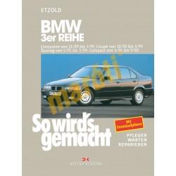 BMW 3er Reihe 1989-99 (Javítási kézikönyv)