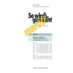 BMW 5er-Reihe 1987-96 (Javítási kézikönyv)