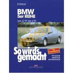 BMW 5er Reihe E39 1995-2003 (Javítási kézikönyv)