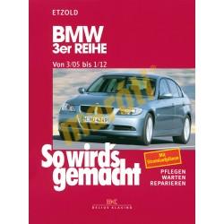 BMW 3er E90 2005-2012 (Javítási kézikönyv)