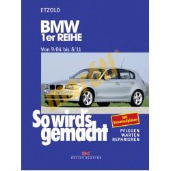 BMW 1er 2004-2011 (Javítási kézikönyv)