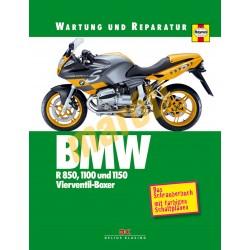 BMW R 850,1100 und 1150 (Javítási könyv)