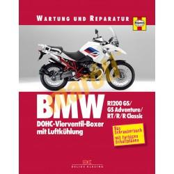 BMW R 1200 GS/GS Adventure/RT/R (Javítási könyv)