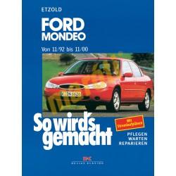 Ford Mondeo 1992-2000 (Javítási kézikönyv)