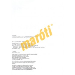 Honda CBR 600 F1 & 1000 F 1987-1996 (Javítási könyv)