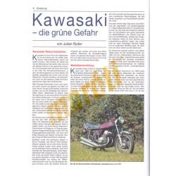 Kawasaki Z 750, Z 1000 (Javítási könyv)