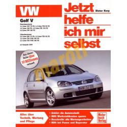 VW Golf V ab August 2003 (Javítási kézikönyv)