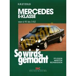 Mercedes E-Klasse 1995-2002 (Javítási kézikönyv)