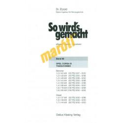 Opel Corsa B und Tigra 1993-2000 (Javítási kézikönyv)