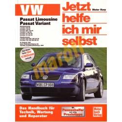 VW Passat Limusine Passat Variant 1997- (Javítási kézikönyv)