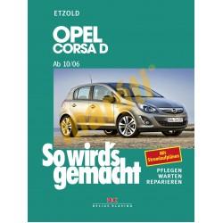 Opel Corsa D 2006- (Javítási kézikönyv)