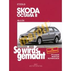 Skoda Octavia II 2004- (Javítási kézikönyv)