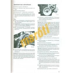 Volkswagen Golf (1983-1991) und Jetta (1984-1991) (Javítási kézikönyv)