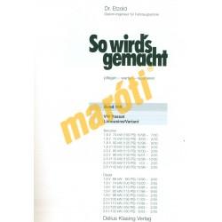 Volkswagen Passat 1996-2005 (Javítási kézikönyv)