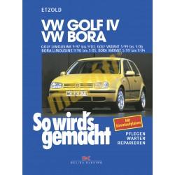 Volkswagen Golf/Bora 1997-2006 (Javítási kézikönyv)