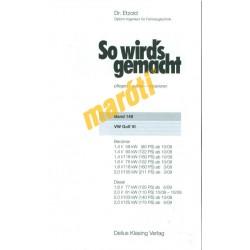 Volkswagen Golf VI 2008- 2012(Javítási kézikönyv)