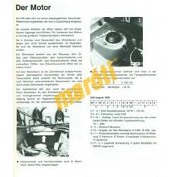 Volkswagen Jetta 70 85 110 PS (Javítási kézikönyv)