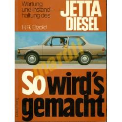 Volkswagen Jetta Diesel (Javítási kézikönyv)