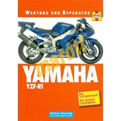 Yamaha YZF-R1 (Javítási könyv)
