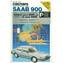 Repair & Tune-up Guide SAAB 900
