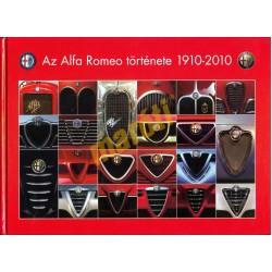 Az Alfa Romeo története 1910-2010 - SÉRÜLT