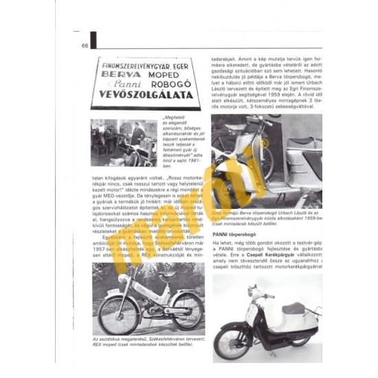 Magyar motorkerékpárok