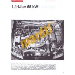 Peugeot 306 Benzin Diesel Marz 1993 bis November 2000 (Javítási kézikönyv)