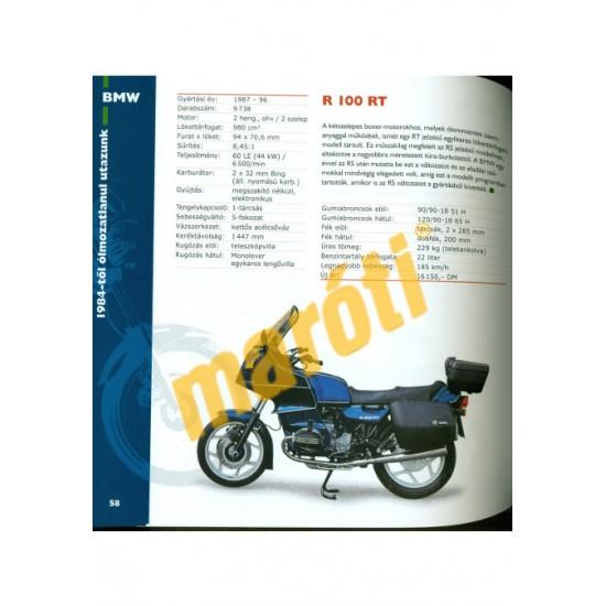 BMW Motorkerékpárok 1945-től