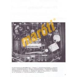 Opel Calibra August 1990 bis Juli 1997 (Javítási kézikönyv)