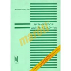 Nysa Gépkocsi javítási kézikönyve