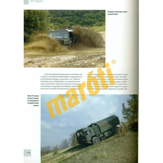 Magyar autógyárak katonai járművei