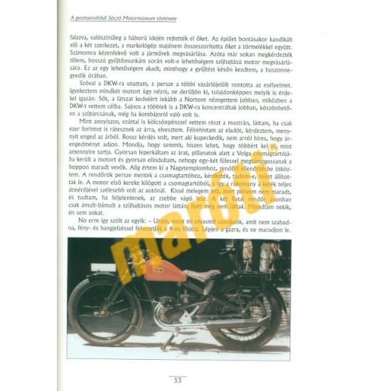 A gyomaendrődi Sóczó Motormúzeum története