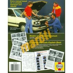 Audi 5000 1984 - 1988