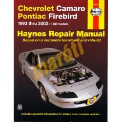 Chevrolet Camaro & Pontiac Firebird 1993 - 2002