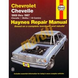 Chevrolet Chevelle 1969 - 1987