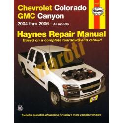 Chevrolet Colorado & GMC Canyon 2004 - 2006