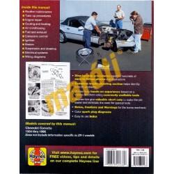 Chevrolet Corvette 1984 - 1996